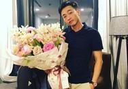 Không còn úp mở, Cường Đô la xuất hiện công khai trên Instagram của bạn gái