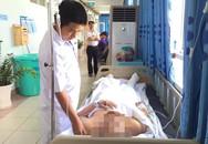 Cứu sống công nhân rơi từ tầng 9 công trình đang xây ở Sài Gòn