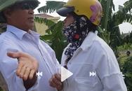 """Hải Dương: Trưởng công an xã phủ nhận tát phụ nữ, kêu bị đá vào """"chỗ hiểm"""""""