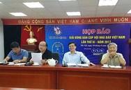 164 hội viên Hội Nhà báo Việt Nam tham gia tranh tài môn bóng bàn