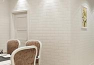 Xốp giả gạch 3D - xu hướng trang trí tường mới vừa đẹp vừa rẻ cho không gian sống