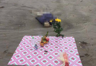 Nghệ An: Phát hiện thi thể phụ nữ đang phân hủy trôi dạt vào bãi biển