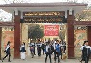 Công bố điểm chuẩn vào lớp 10 trường THPT chuyên Phan Bội Châu