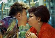 Chí Tài lần đầu hôn trên màn ảnh