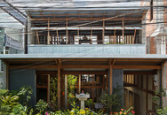 Dùng tấm tôn làm vật liệu chính, ngôi nhà ở Châu Đốc vẫn khiến báo Tây ngạc nhiên vì quá đẹp