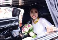 Hoa hậu Thu Ngân được rước dâu bằng siêu xe hơn 10 tỷ