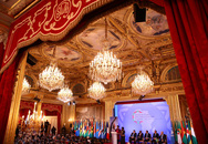 Cung điện 365 phòng phục vụ tổng thống Pháp