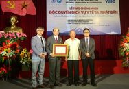 VJIIC được trao chứng nhận độc quyền dịch vụ y tế tại Nhật Bản