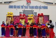 Hải Phòng: Khai mạc hội chợ Tết 2018