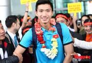 Thái Bình: Ùn tắc nhiều km đường chào đón hotboy U23 Đoàn Văn Hậu