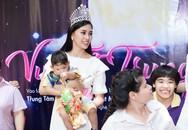 Hoa hậu Trần Tiểu Vy sẽ kể câu chuyện nhân ái gì ở Miss World 2018?