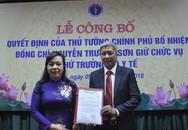 Bộ Y tế trao quyết định bổ nhiệm Thứ trưởng cho PGS.TS Nguyễn Trường Sơn