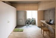 Căn hộ 62m² cuốn hút và gọn gàng với hàng trăm ngăn tủ của đôi vợ chồng Nhật