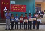 Giáo viên dạy học gần 20 năm mới có mấy trăm nghìn thưởng Tết