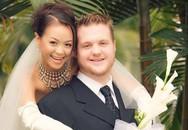 """Siêu mẫu Việt quyết định """"chung thân"""" với chồng Tây kém tuổi: Đúng là """"nhất gái hơn 2""""!"""
