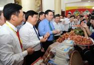 Phó Thủ tướng Vương Đình Huệ biểu dương Bắc Giang có sáng kiến phát triển thương hiệu vải thiều