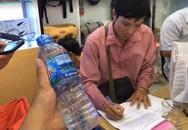Máy ảnh biến thành chai nước lọc, Shopee hay GHN phải bồi thường?