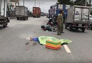 Ôtô tải cuốn xe máy vào gầm, một người tử nạn trên quốc lộ