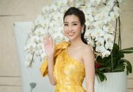 Vẻ đẹp rạng ngời của Hoa hậu Đỗ Mỹ Linh bên hai cựu Hoa hậu