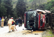 14 hành khách được chở đi đâu sau vụ lật xe gây chết người ở Sa Pa?
