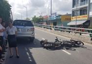 Tránh 'Ninja Lead' ở Đà Nẵng, 2 xe máy ngã văng trước đầu ô tô