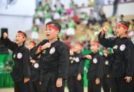 Học sinh Phú Yên tham gia hội thi thể dục và võ cổ truyền