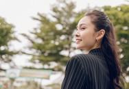 Nhan sắc đời thường chị vợ kém 11 tuổi của Dương Khắc Linh