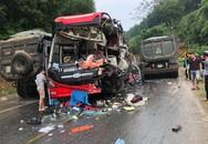 Tuyên Quang: Xe khách va chạm mạnh với xe ben, nhiều người nhập viện cấp cứu