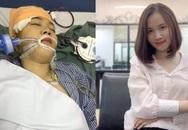 Xót xa nữ sinh xinh đẹp bị tai nạn giao thông không tiền chạy chữa