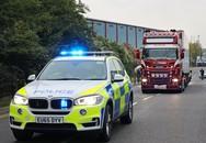 ĐSQ Việt Nam tại Anh xác nhận có người Việt trong số 39 người thiệt mạng trên xe tải