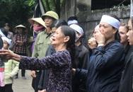 Vụ 2 nữ sinh tử vong ở Hải Dương: Hình ảnh nhói lòng trước lúc di quan