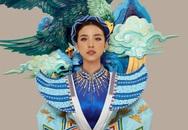 """Á hậu Thúy An nói gì khi """"tay trắng"""" tại Hoa hậu Liên lục địa 2019?"""