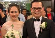 Rò rỉ ảnh đám cưới ở Thái Bình của NSND Trung Hiếu và vợ trẻ đẹp kém 19 tuổi