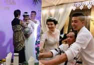 """Bỏ """"phi công trẻ"""" kém 10 tuổi, """"nữ hoàng wushu"""" Thúy Hiền làm đám cưới với bạn trai mới"""