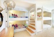 Giường tầng - nội thất không thể thiếu của nhà có diện tích nhỏ mà đông người