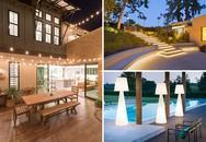 Sử dụng đèn trang trí khiến ngôi nhà nhỏ đẹp lung linh