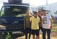 'Hiệp sĩ' Bình Dương tóm gọn đối tượng trộm xe tải