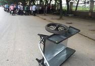 Kinh hãi phát hiện người đàn ông nằm chết dưới gốc cây ở Hà Nội
