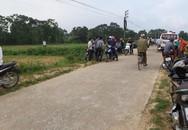 Hà Tĩnh: Phát hiện nam thanh niên tử vong cạnh xe máy bên cánh đồng