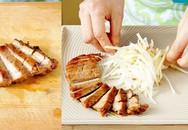 Bí quyết nhỏ cho món thịt áp chảo chuẩn 10 mềm ngon đúng điệu