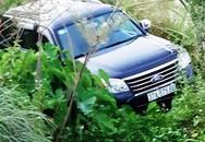 Nghệ An: Xe ô tô 7 chỗ lao xuống mương, tài xế tử vong tại chỗ