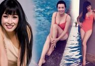 Những hình ảnh hiếm hoi ca sĩ Phương Thanh diện bikini
