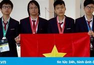 4 học sinh Việt Nam giành huy chương Olympic Tin học quốc tế