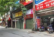 Hàng quán đóng cửa sang nhượng, dân quanh khu Rạng Đông thi nhau bán nhà
