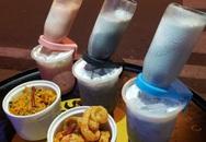 Trà sữa úp ngược - trào lưu mới hút giới trẻ TP.HCM