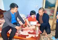 Báo Gia đình và Xã hội trao 34 suất quà Tết cho người nghèo ở huyện Nghi Xuân (Hà Tĩnh)
