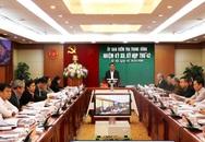 Thi hành kỷ luật Ban Thường vụ Đảng ủy Tổng Công ty Thép Việt Nam