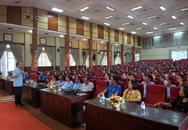 Tổng cục Dân số tổ chức tọa đàm cung cấp thông tin về mất cân bằng giới tính khi sinh cho sinh viên