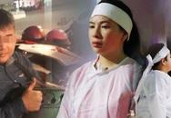 Tang lễ đẫm nước mắt của hiệp sĩ tử vong lúc truy đuổi tội phạm ở Biên Hòa: Vợ mang song thai thẫn thờ bên linh cữu chồng