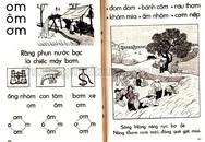 Sách Học vần lớp 1 năm 1977